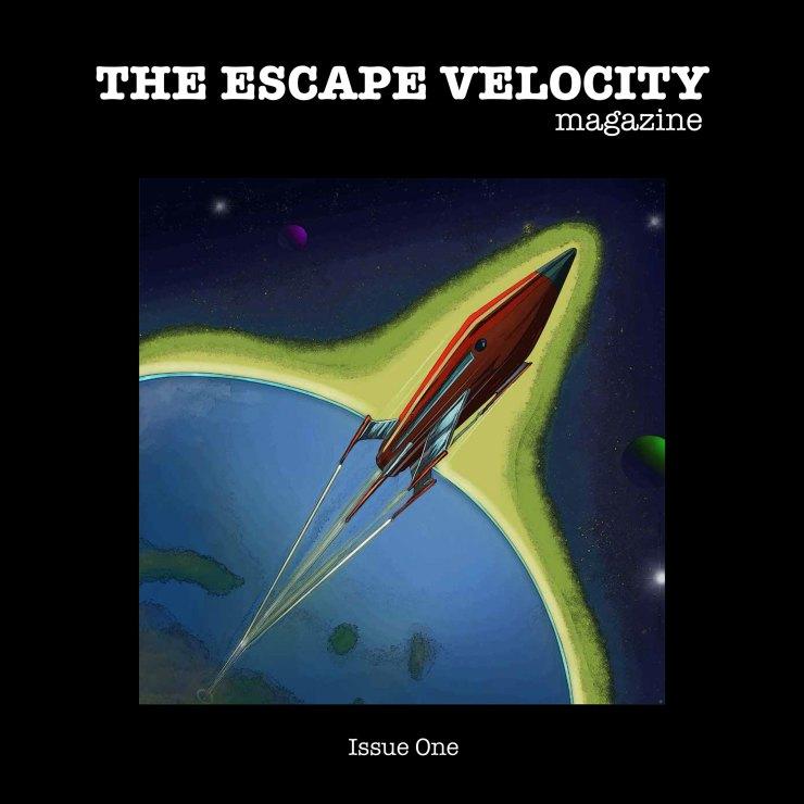 the escape velocity issue one cover