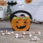Halloween Körbchen