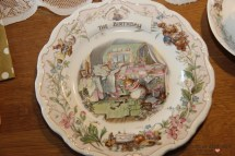 Bramley Hedge Geschirr Tischdekoration