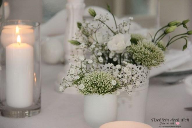 White_Dinner_Blumen