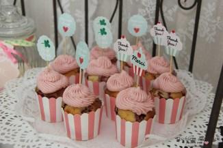 CandyBar Muffins