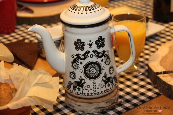 Bierverkostung Teekanne