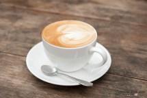 leckeren Cappuccino