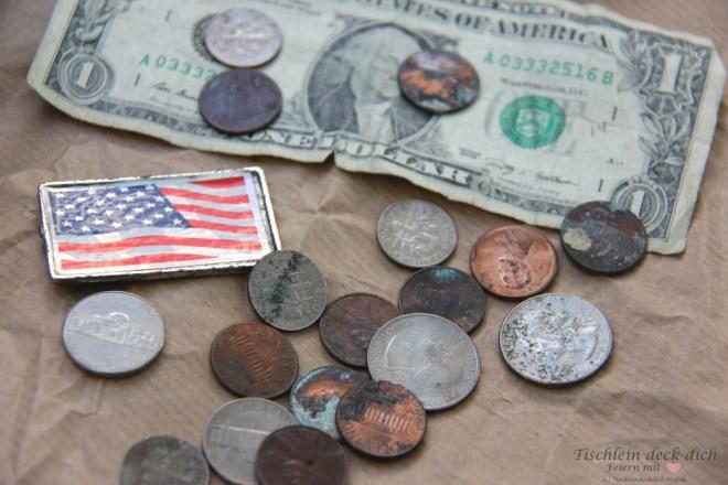 Geldgeschenk fuer USA Reisende