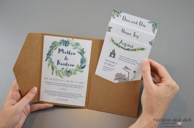 Pocketfold mit Eukalyptus