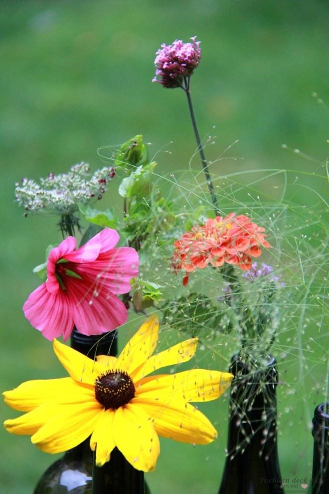 Wiesenblumen vom Blumenfeld