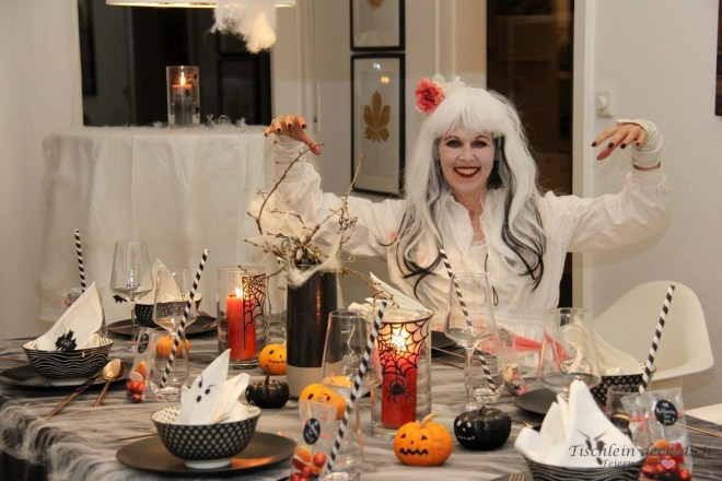 Halloween Zombiebraut