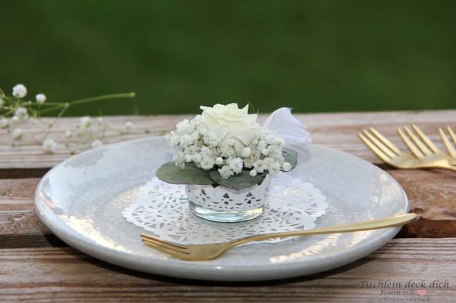 Gastgeschenk Idee zur Hochzeit