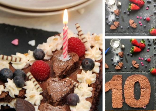 Lettercakes backen ist Trend