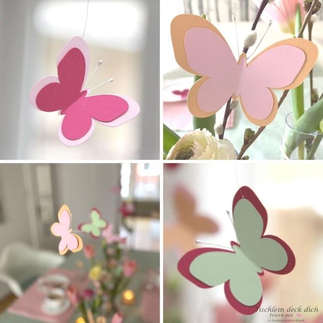 Schmetterlinge plotten