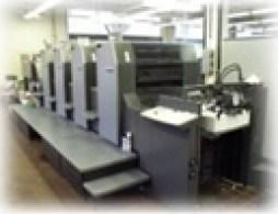 tiskarski stroj