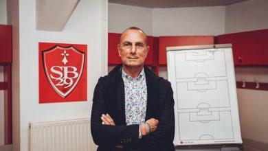 Michel Der Zakarian, nouvel entraîneur de Brest