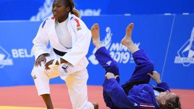 Judo : Clarisse Agbegnenou championne olympique