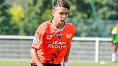 FC Lorient : Enzo Le Fée, le numéro 10 en route vers les Jeux Olympiques