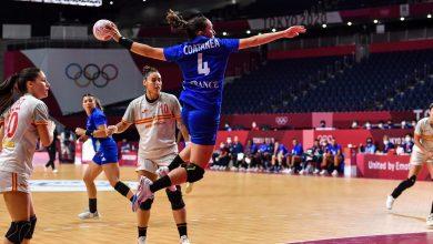 Handball : La France fait match nul contre la Suède