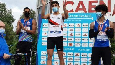Athlétisme – Allan Basset : Etre champion de France, c'est magique !
