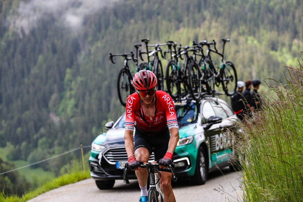 Cyclisme : Warren Barguil, Franck Bonnamour... la liste des Bretons présents sur le Tour du Limousin