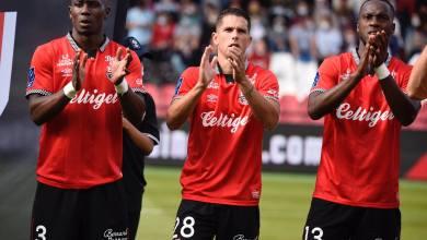 Ligue 2 : l'En Avant Guingamp accroché par l'AC Ajaccio