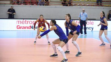 Volley - Euro : La France doit battre la Croatie pour filer en quart de finale