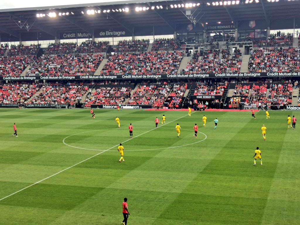 Ligue 1 : Stade Rennais-FC Nantes Les Tops et les Flops