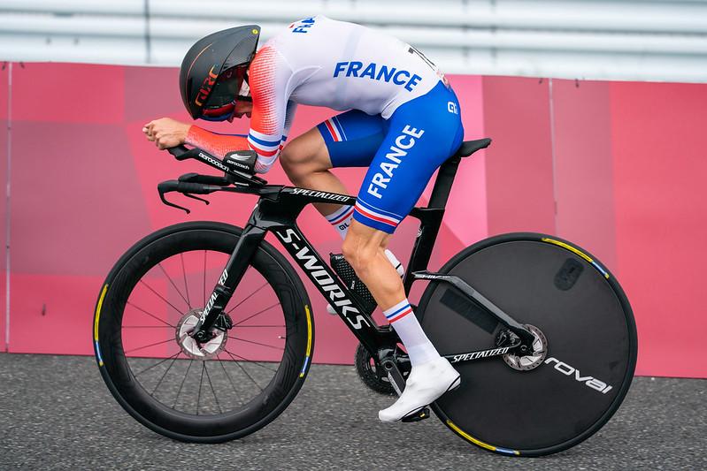 Cyclisme : Le Cunff en Or, Foulon contraint à l'abandon