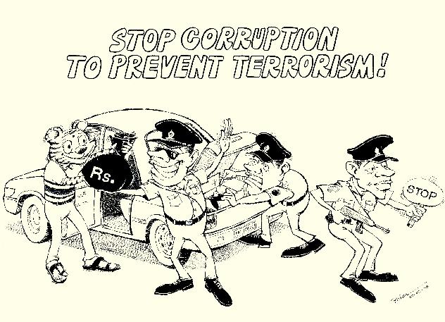 Image result for corruption cartoons