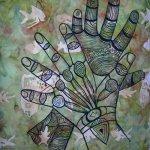 PeintureTissus-Autodidactarts-MainsTribales