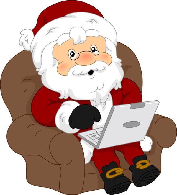 Babbo Natale Geek