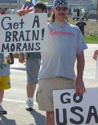 autocorrect get brain morans
