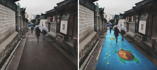 street-art-murali-appaiono-pioggia-corea-sud-1