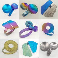 C: Titanium Ringen