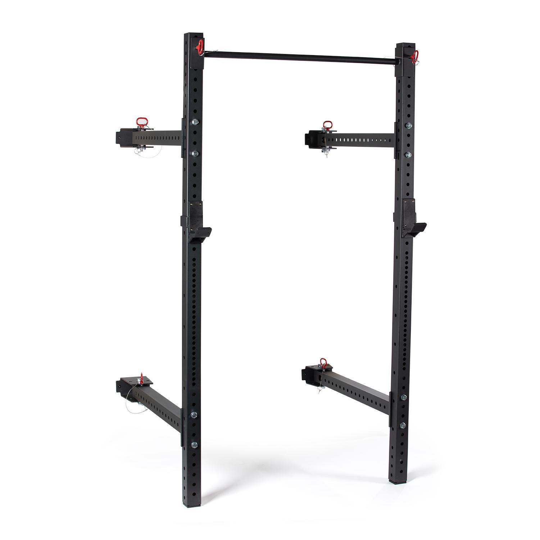 the 3 best folding squat racks small
