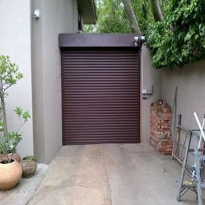 roller shutter doors