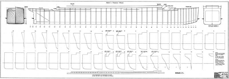 Titanic Model Plans PDF Woodworking