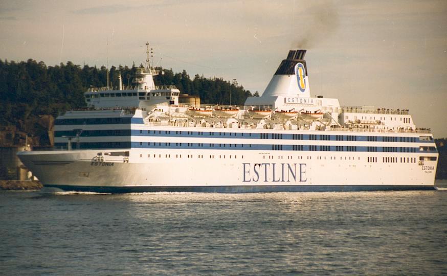 Image result for estonia färjan