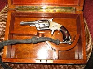 Titanic Flare Gun Conspiracy