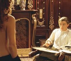 Titanic Drawing Scene Jack Blooper