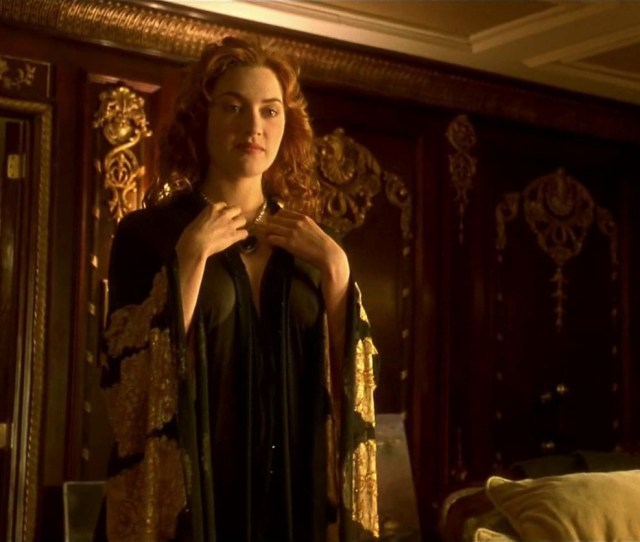 Kate Winslet Nude Scene From Titanic 4