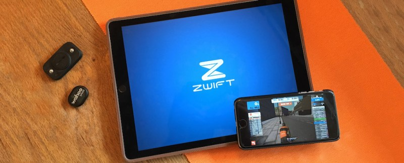 Zwift iOS Game app