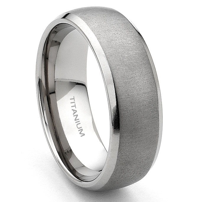 you may also like titanium 8mm sport bike tire tread wedding band ring