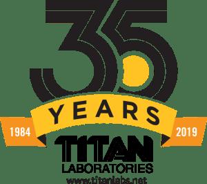 Titan Laboratories - 35 years
