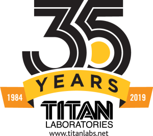 Titan Laboratories - 35 years