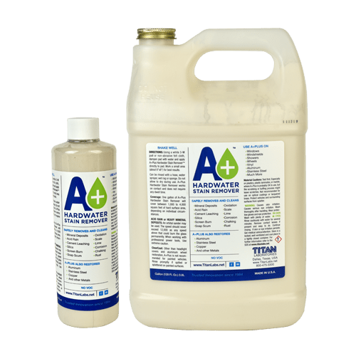 A+PLUS Hardwater Stain Remover