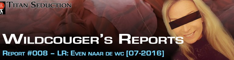 Protected: Report #008 – LR: Even naar de wc [07-2016]