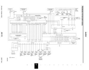 Rockford Fosgate System Wiring Schematic FYI  Nissan