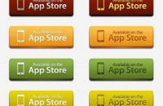 App Store Download Buttons