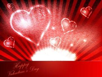 Beautiful Valentine Card 07