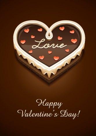 Beautiful Valentine Card 13