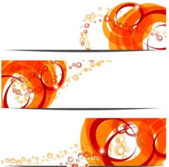 Colorful Abstract Banner 02
