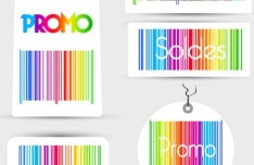 Colorful Barcode 02
